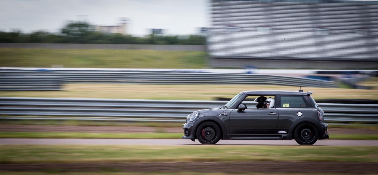 Bedford Autodrome Track Day MINI JCW