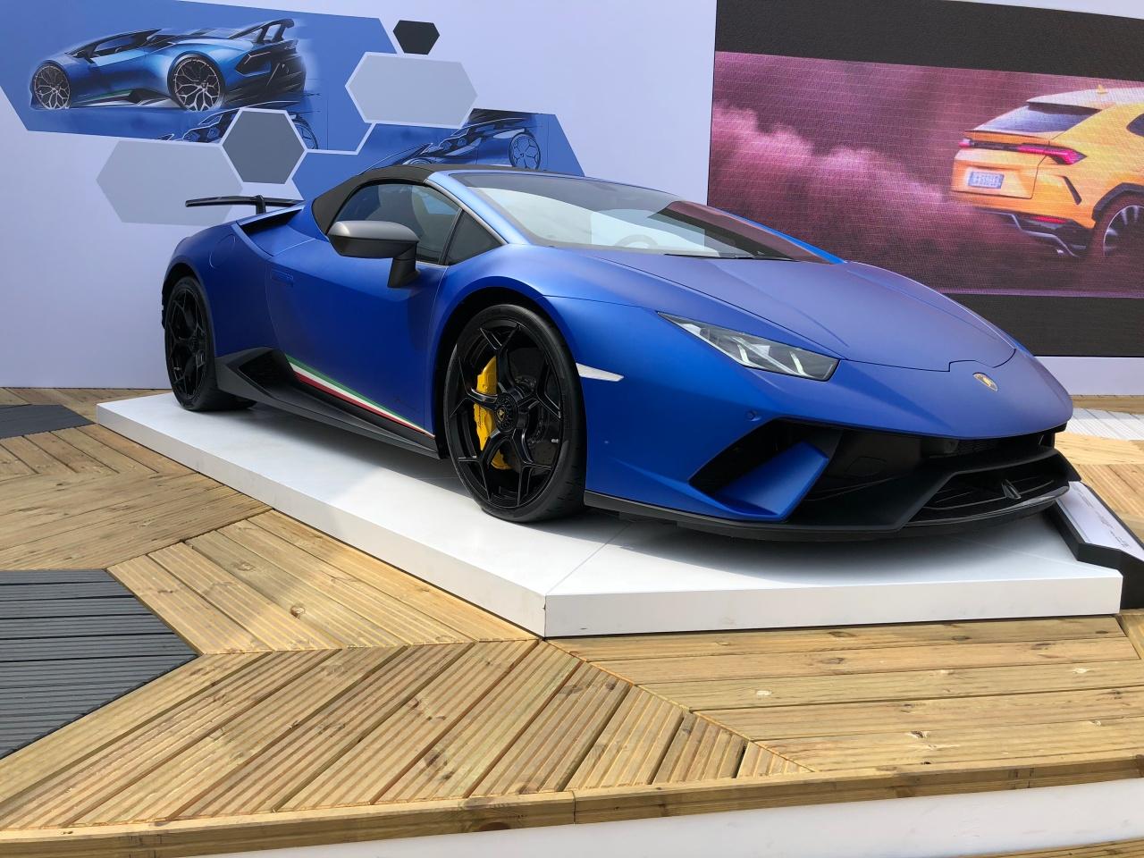 Lamborghini Hurcan Performante Spyder