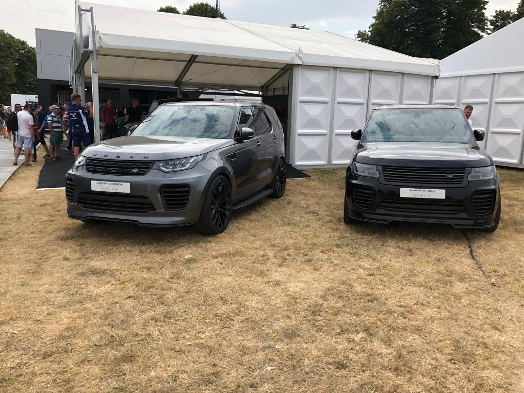 Urban Range Rover