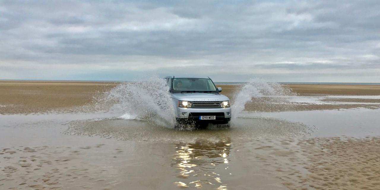 Range Rover Sport Splash