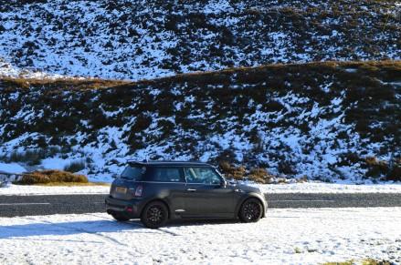 MINI JCW SNOW Scotland