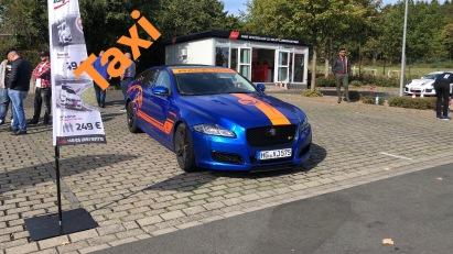Nurburgring Taxi