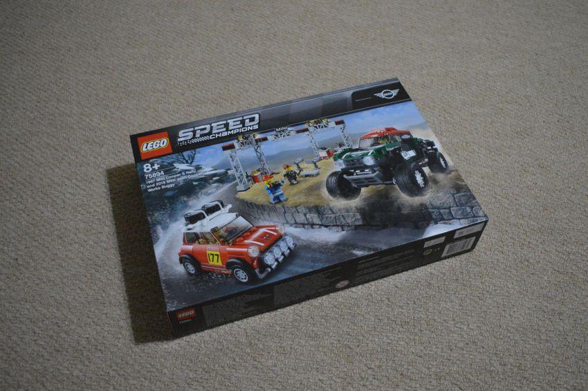 mini speed machine 75894 box cover