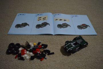 mini speed machine 75894 - dakar countryman mini rally 05