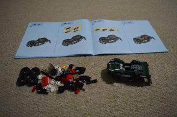 mini speed machine 75894 - dakar countryman mini rally 06