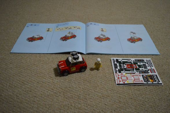 mini speed machine 75894 - monte carlo mini rally 08