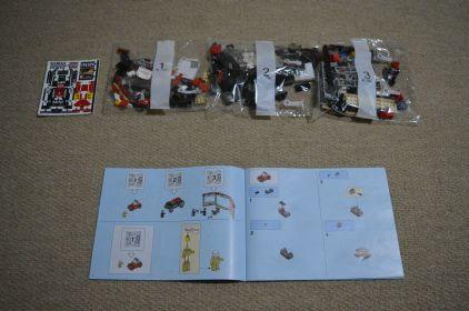 mini speed machine 75894 - parts