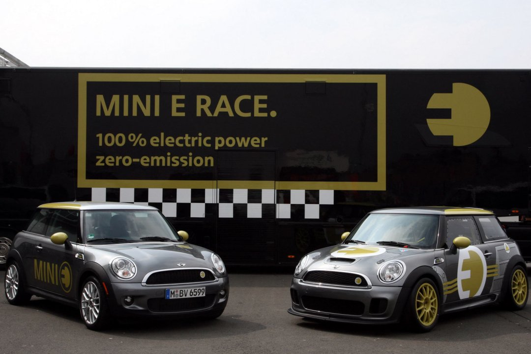 R56 MINI E & MINI E Race Car