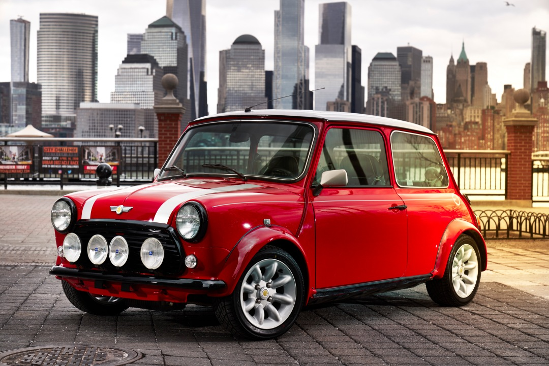 Classic Mini E