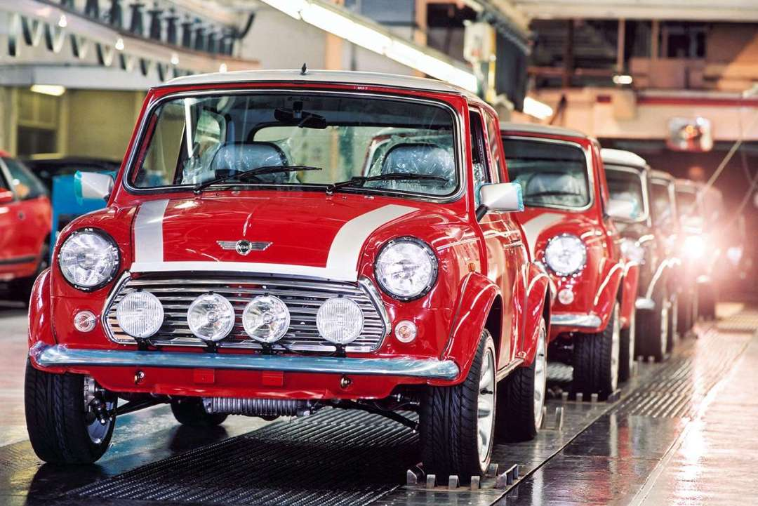 Classic Mini Production