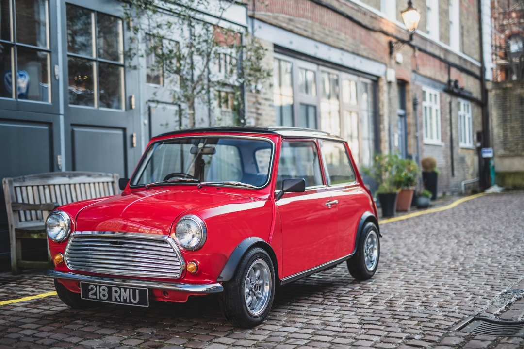 Swind E Classic Mini Front